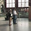 Antwerp - central station - first take of the movie